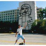 キューバにて